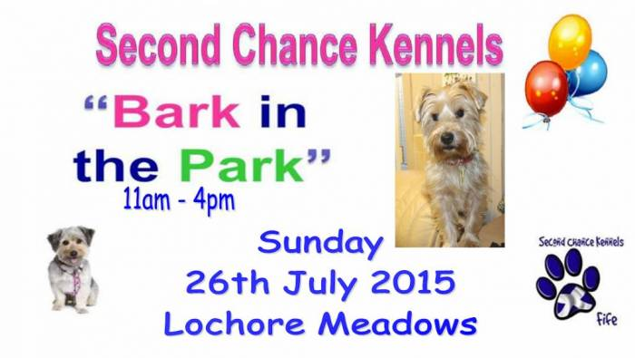 Bark in the Park 2015